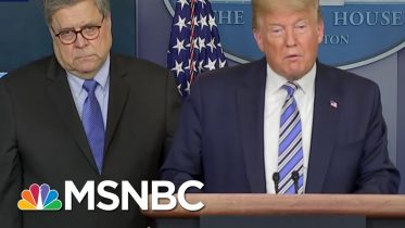 Trump Appears To Weigh Saving Economy Against Saving Lives From COVID-19 - Day That Was   MSNBC 6