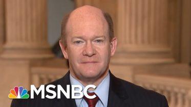 Senator 'Very Optimistic' About Stimulus Deal | Morning Joe | MSNBC 6