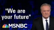 Lawrence: Trump's 'Deadly Nonsense' On Re-Opening The Country | The Last Word | MSNBC 3