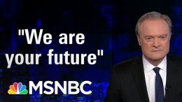Lawrence: Trump's 'Deadly Nonsense' On Re-Opening The Country | The Last Word | MSNBC 9