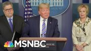 Ezra Klein: Trump's Economic View Of Coronavirus A 'False Choice' | The Last Word | MSNBC 3