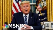 Trump's Call To 'Re-open' Nation By Easter Called 'Dangerous', 'Immoral' - Day That Was | MSNBC 3