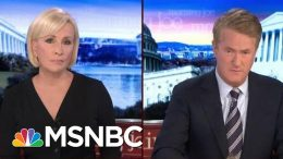 U.S. Could Become Center Of Global Outbreak, Says WHO | Morning Joe | MSNBC 3