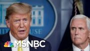 Joe Explains Why Trump's Easter Timeline Won't Happen | Morning Joe | MSNBC 5