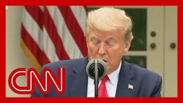 President Trump halts funding to World Health Organization 6