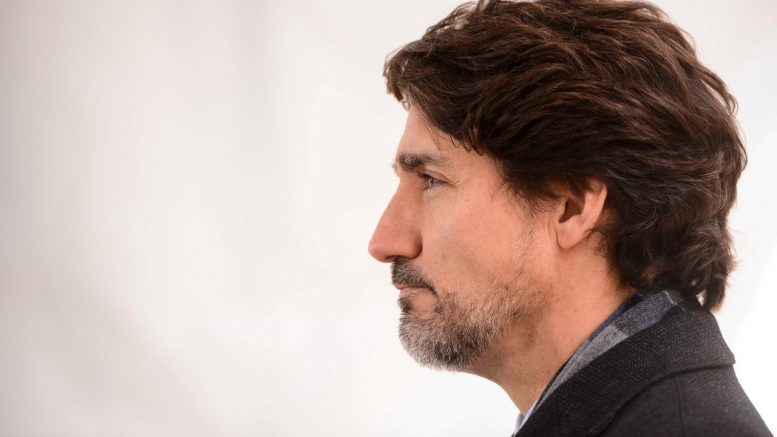 """Trudeau: """"It's going to be weeks"""" before COVID-19 lockdowns can end 1"""