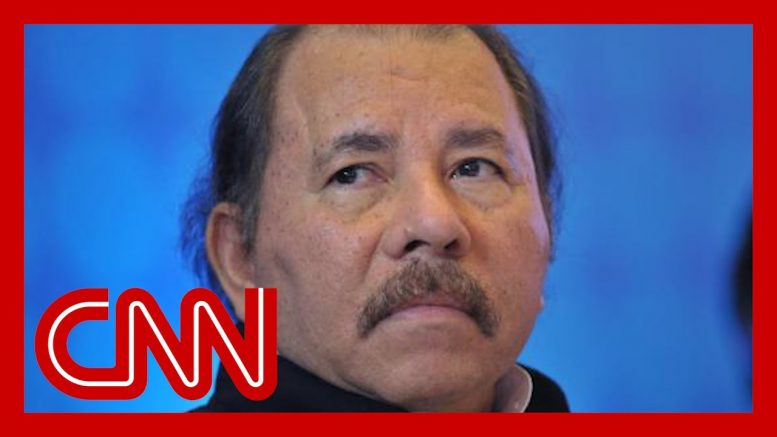 Nicaragua's president not seen in over a month 1