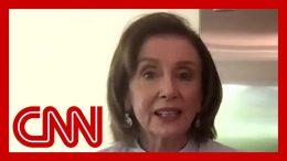 Pelosi reacts to Trump's name appearing on stimulus checks 5