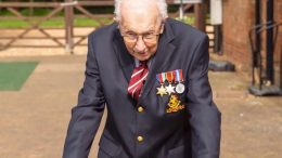 Second World War vet raises millions for the U.K.'s NHS 3