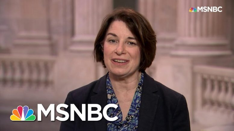 Klobuchar On Husband's COVID-19: 'It's Going To Happen To Every Family' | Rachel Maddow | MSNBC 1