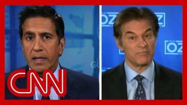 Dr. Gupta reacts to Dr. Oz citing new data on Fox News 6