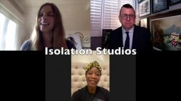"In Isolation With Richard Crouse: Oluniké Adeliyi and Audrey Cummings of ""She Never Died"" 3"