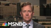 'You Don't Want Italy To Happen In Connecticut': Gov. Lamont | MTP Daily | MSNBC 3