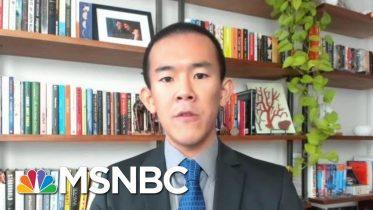 Coronavirus Won't Go Away In Matter Of Weeks, Says Science Writer   Morning Joe   MSNBC 6