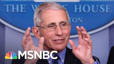 Dr. Fauci Explains The Timeline And Risks Of Creating A COVID-19 Vaccine | MSNBC 6