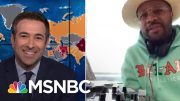Michelle Obama Joins DJ D-Nice To Rally Voters And 'Party With A Purpose' During Pandemic | MSNBC 2