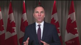 Energy sector funding is 'based purely on demand': Morneau 5