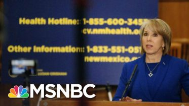 What Other States Can Learn From New Mexico's Coronavirus Response | The 11th Hour | MSNBC 6