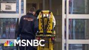 U.S. Overtakes China In Virus Cases; NYC Hospitals Overwhelmed | Morning Joe | MSNBC 1