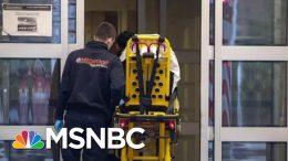U.S. Overtakes China In Virus Cases; NYC Hospitals Overwhelmed | Morning Joe | MSNBC 8