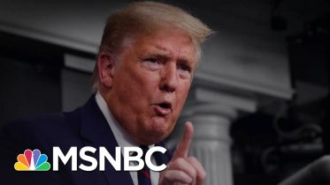 U.S. Coronavirus Cases Top 100,000 As Trump Demands Praise From Governors | The 11th Hour | MSNBC 6