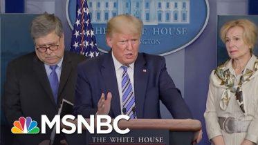 Virus power-grab? Trump admin seeks 'sweeping' powers to detain without trial during pandemic 1