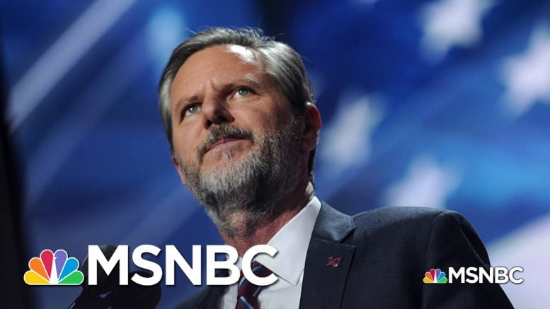 Evangelical Pastor Reopens University, 12 Students Display COVID-19 Symptoms | All In | MSNBC 1