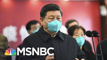 Trump Antagonism Of China Could Hurt Coronavirus Cooperation | Rachel Maddow | MSNBC 6