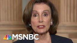 Speaker Pelosi Calls On Trump To Implement Defense Production Act | Morning Joe | MSNBC 2