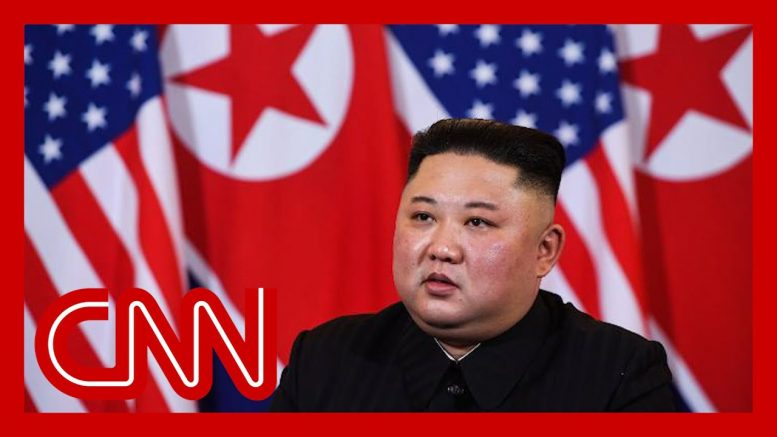 US monitoring intelligence that North Korean leader is in grave danger after surgery 1