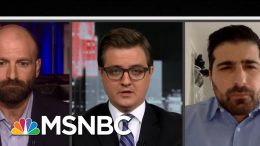 'Recipe For Disaster:' The Spread Of Coronavirus Among Detained Populations | All In | MSNBC 4
