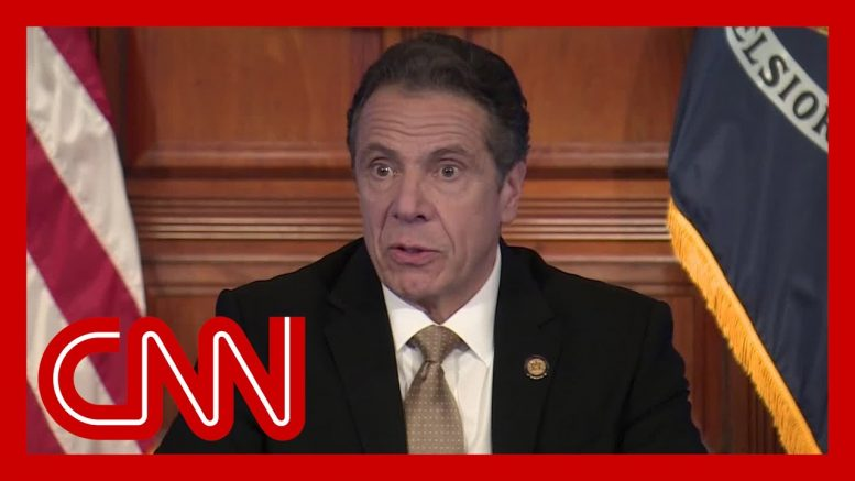 Gov. Andrew Cuomo on reopening the state: We can't be stupid 1