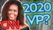 Michelle Obama for VP in 2020? 2