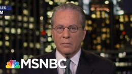 Top Obama & Clinton Economist: U.S. Is In A 'Great Worker Recession' | The Last Word | MSNBC 3