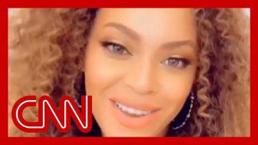 Beyoncé gives Disney fans a surprise performance 6