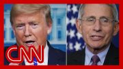Trump disagrees with Fauci on US testing capacity 4