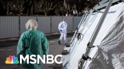 Fmr. Obama Official: New Coronavirus Cases 'Just The Tip Of The Iceberg' | The Last Word | MSNBC 3