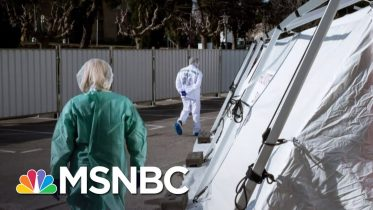 Fmr. Obama Official: New Coronavirus Cases 'Just The Tip Of The Iceberg'   The Last Word   MSNBC 1