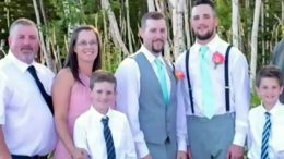 N.S. shooting victim's son says brothers hid during rampage 8