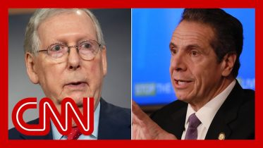 Gov. Cuomo slams McConnell: New York bails you out 6