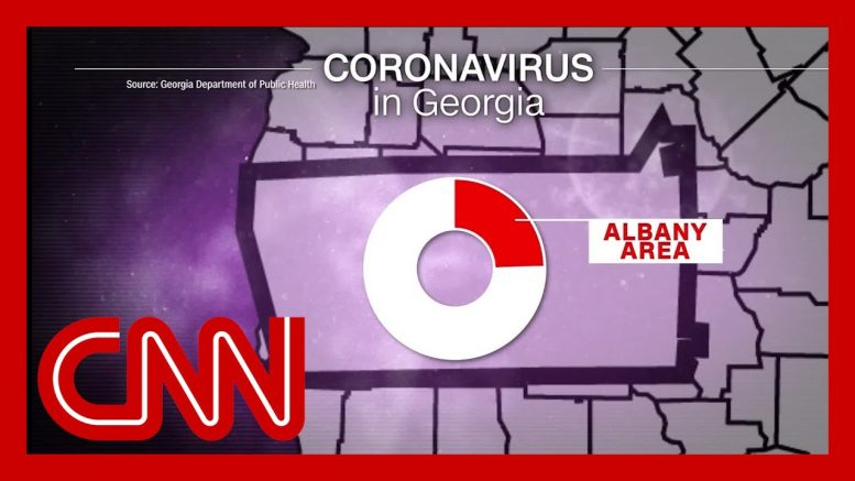 Funerals turn small Georgia town into coronavirus hotspot 1