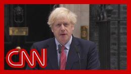Watch Boris Johnson's first speech after Covid-19 battle 8