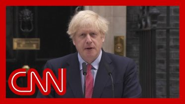 Watch Boris Johnson's first speech after Covid-19 battle 6