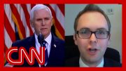 Dale: Most important misleading claim today came from Pence 4