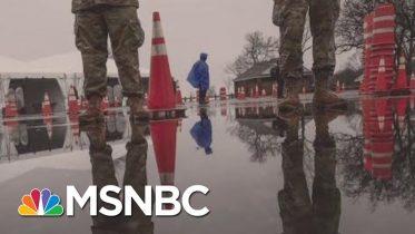 Ben Gibbard Sings New Song 'Life In Quarantine' | Morning Joe | MSNBC 6