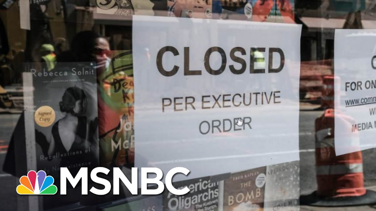 The Post-Coronavirus Economy: Is Abnormal The New Normal? | The 11th Hour | MSNBC 1
