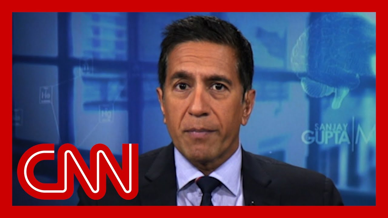 Sanjay Gupta: As we lift stay-at-home orders around US, the numbers will go up 1