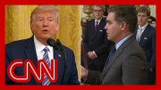 Jim Acosta presses Trump on his Covid-19 prediction 2