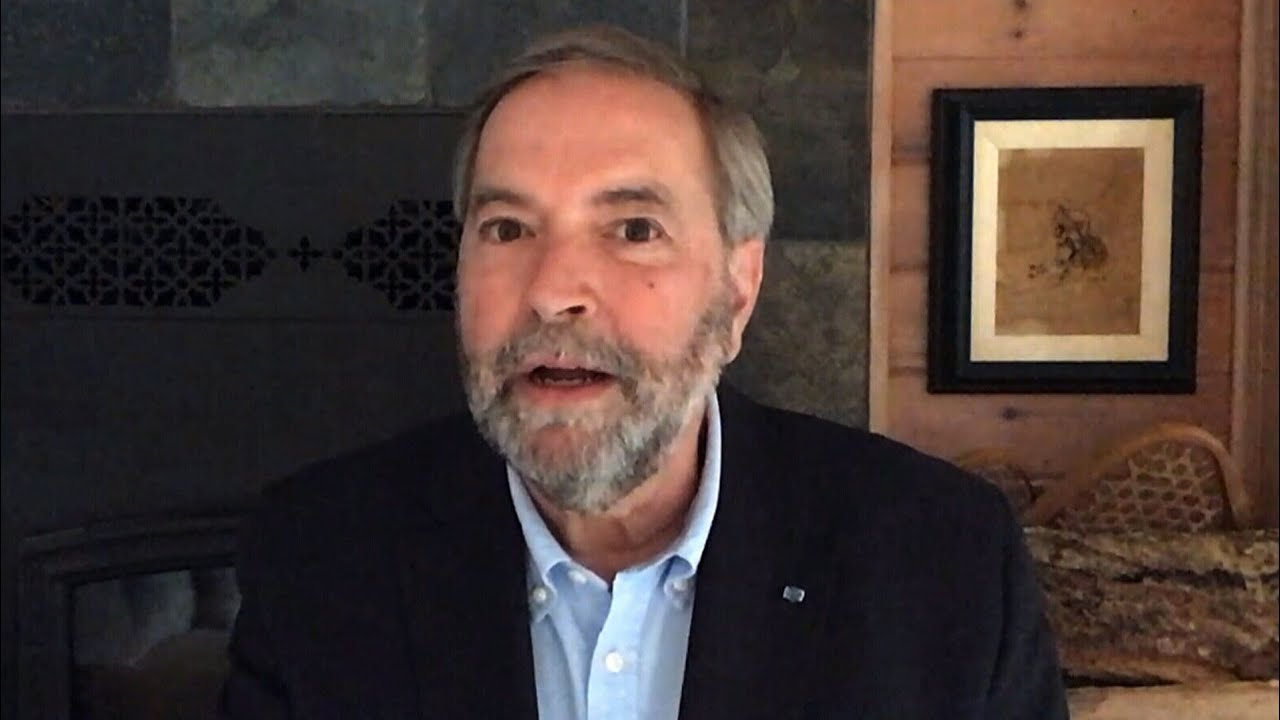 Quebec not doing enough testing to reopen province: Mulcair 4