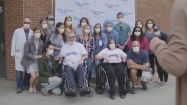 North Dakota couple part of special clinical trial 6